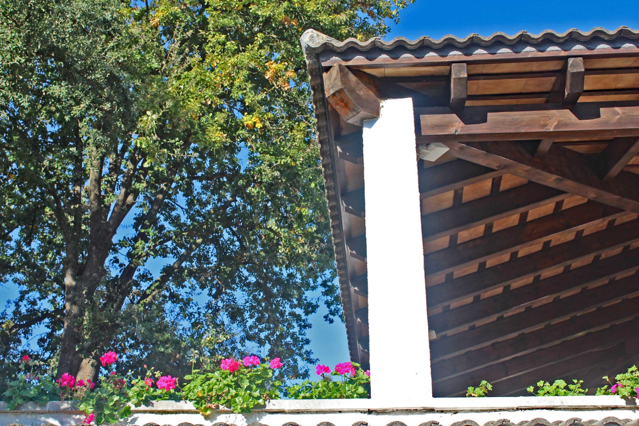 Torre a 4 vientos en Riells i Viabrea