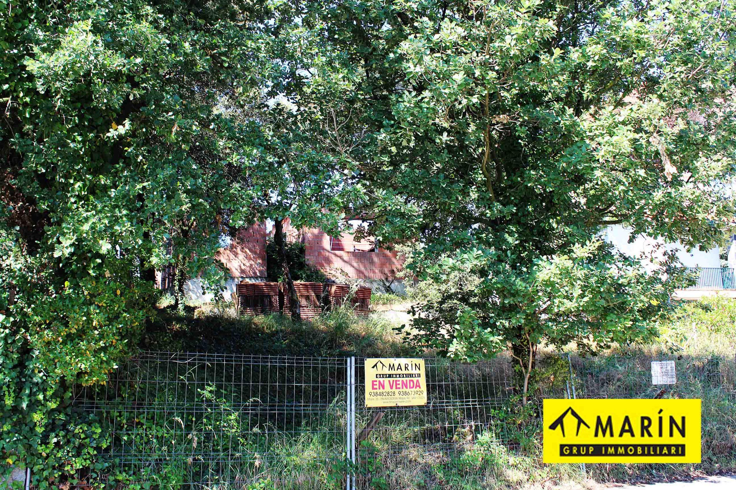 Parcela con Cimientos en Palautordera – Els Bruguers